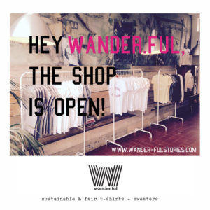Webshop is open!